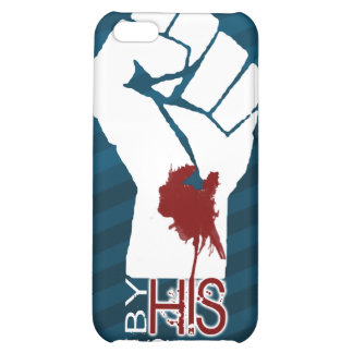 By His Wounds iPhone 5C Cover
