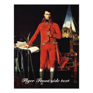 """By Ingres Jean Auguste Dominique (Best Quality) 8.5"""" X 11"""" Flyer"""