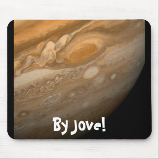 By Jove! It's Jupiter Mouse Pad