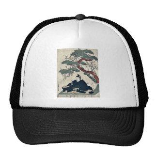 by Kitao, Shigemasa Ukiyo-e. Trucker Hat
