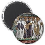 By Meister Von San Vitale In Ravenna (Best Quality 2 Inch Round Magnet