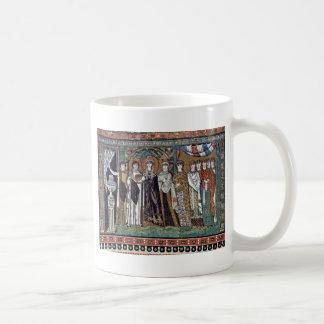 By Meister Von San Vitale In Ravenna (Best Quality Classic White Coffee Mug