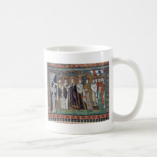By Meister Von San Vitale In Ravenna (Best Quality Classic White Coffee Mug