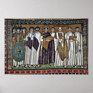 By Meister Von San Vitale In Ravenna (Best Quality Poster