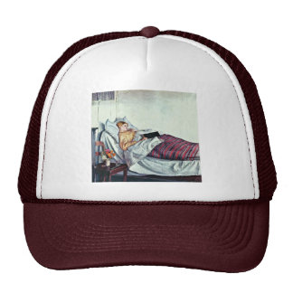 By Michael Ancher (Best Quality) Trucker Hat