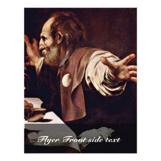 By Michelangelo Merisi Da Caravaggio Flyer