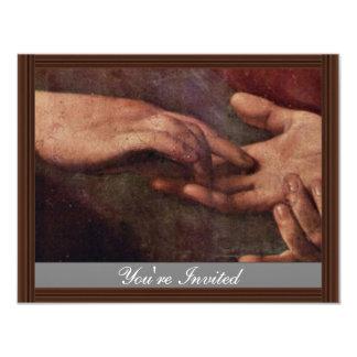By Michelangelo Merisi Da Caravaggio Personalized Announcement