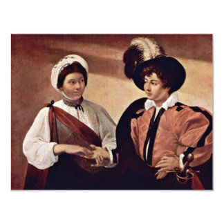 By Michelangelo Merisi Da Caravaggio Custom Announcement