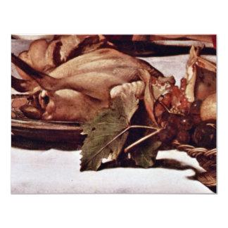By Michelangelo Merisi Da Caravaggio Personalized Announcements