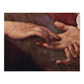 By Michelangelo Merisi Da Caravaggio Personalized Invite