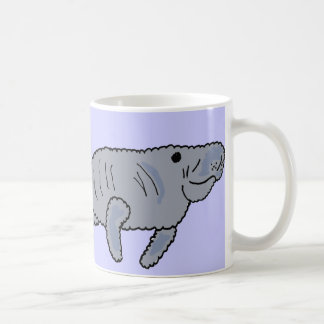 BY- Mother and Baby Manatee Mug