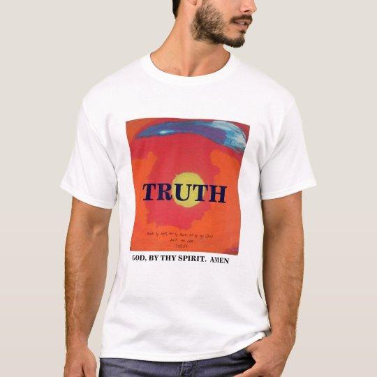 BY MY SPIRIT - TRUTH T-Shirt