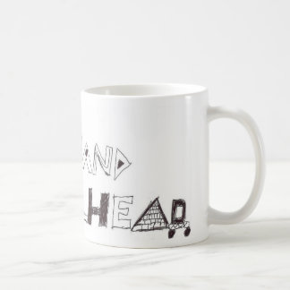 By Overland Metalhead Coffee Mug