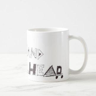 By Overland Metalhead Coffee Mug