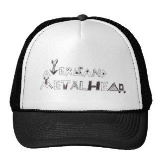 By Overland Metalhead Trucker Hat