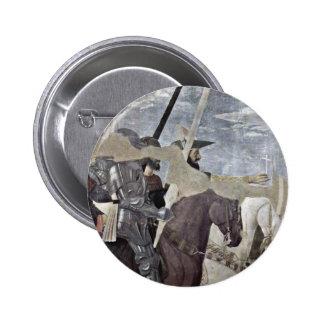 By Piero Della Francesca (Best Quality) Pinback Button