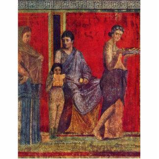 By Pompejanischer Maler Um 60 V. Chr. Cut Outs