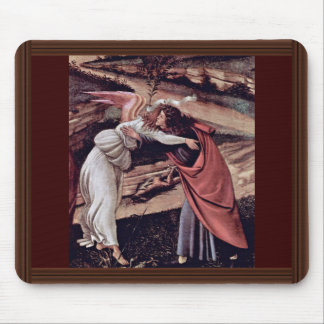 By Sandro Botticelli Best Quality Mousepad