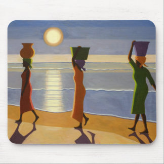 By the Beach 2007 Mouse Pad