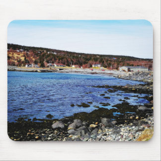By The Beach Mouse Pad
