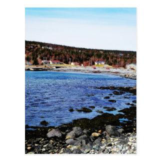 By The Beach Postcard