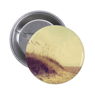 By the Dunes Pinback Button
