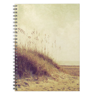 By the Dunes Note Book