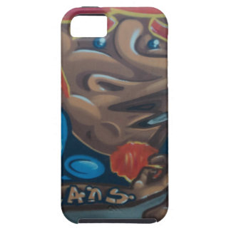 By the face iPhone 5 Case-Mate protector