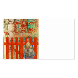 By the Fence Double-Sided Standard Business Cards (Pack Of 100)