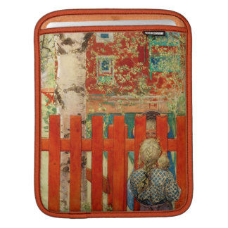 By the Fence iPad Sleeve