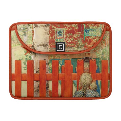 By the Fence MacBook Pro Sleeve
