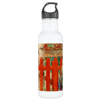 By the Fence Stainless Steel Water Bottle