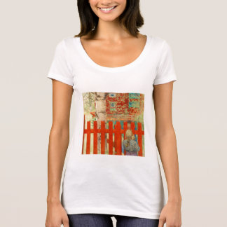 By the Fence T-Shirt