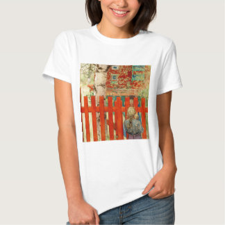 By the Fence Tee Shirt