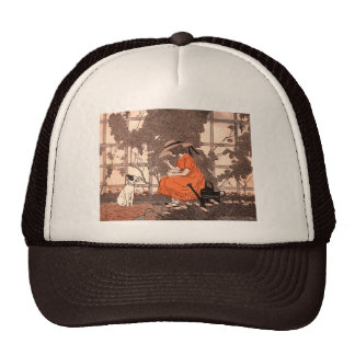 By the Garden Wall Trucker Hat