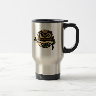 By the Light of the Moon Owl Mug