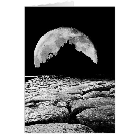 By the light of the silvery moon. card