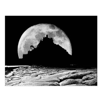 By the light of the silvery moon. postcards