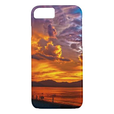 By the ocean iPhone 7 case