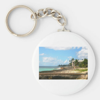 By The Ocean Keychain