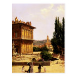 By the Pitti Palace, Florence Post Card