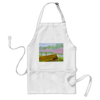 By the Pond, Apron