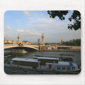 By the River Seine Mouse Mats