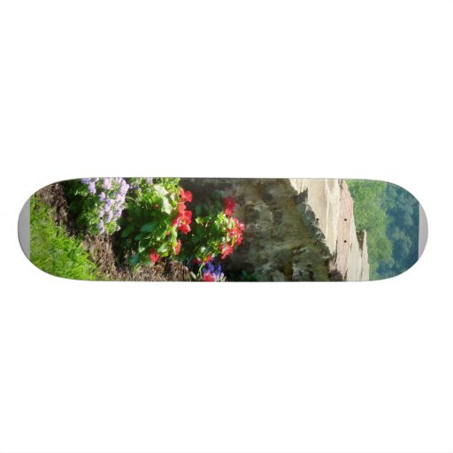 By the River Skateboard Deck