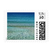 "By the Sea, 1.8"" x 1.3"", $0.49 (1st Class 1oz) Postage"