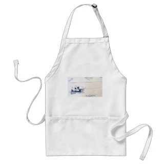 by the sea.jpg adult apron