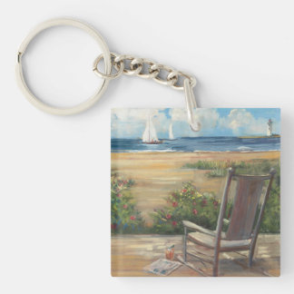By the Sea Acrylic Key Chains