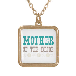 By the Sea Mom of the Bride Necklace