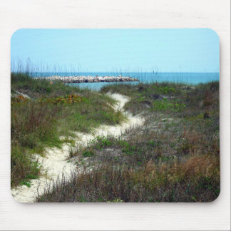 By the Sea Mouse Pad