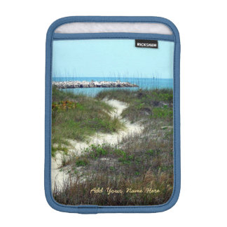 By the Sea Personalized Sleeve For iPad Mini